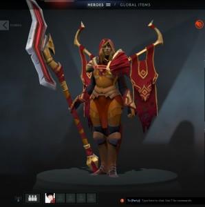 Errant Soldier (Legion Commander Set)