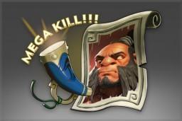 Mega-Kills: Axe (Announcer)