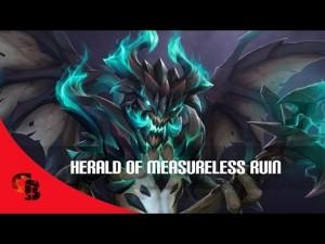 Herald of Measureless Ruin (Outworld Devourer Set)