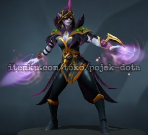 Concealed Raven (Templar Assassin Set)