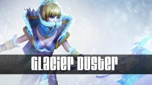 Glacier Duster (Crystal Maiden Set)
