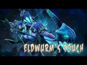 Eldwurm's Touch (Drow Ranger Set)
