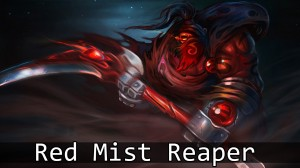 Red Mist Reaper (Axe Set)