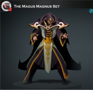 The Magus Magnus (Invoker Set)