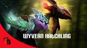 Genuine Wyvern Hatchling FIRE UNLOCKED (Courier)