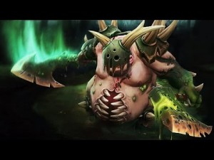 Champion of Nurgle (Pudge Set)
