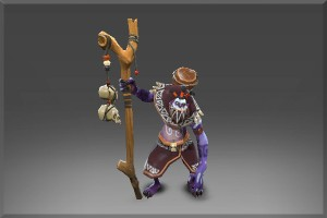 Traveling Tale-Teller's (Witch Doctor Set)