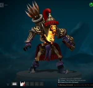 Nomad of the Burning Decree (Clinkz Set)