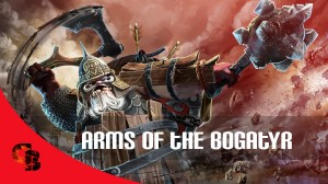 Arms of the Bogatyr (Pudge Set)