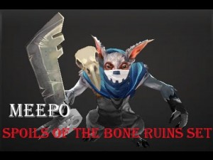 Spoils of the Bone Ruins (Meepo Set)