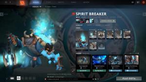 Barathrum's Fury (Spirit Breaker Set)