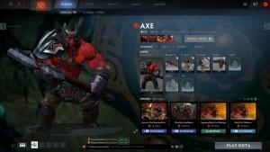 The Red Conqueror (Axe Set)