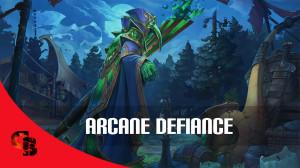 Arcane Defiance (Rubick Set)