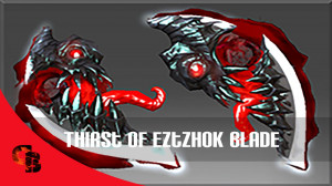 Thirst of Eztzhok (Immortal Bloodseeker)