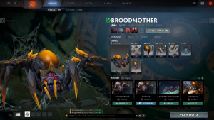 Amber Queen (Broodmother Set)