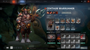 Warrior of the Steppe Set (Centaur Warrunner Set)