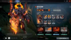 Eternal Fire (Doom Set)