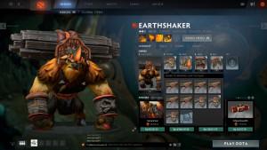 The Stoneshard Majesty (Earthshaker Set)