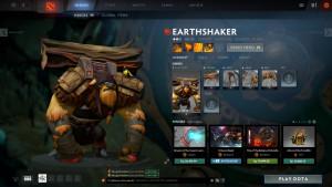 Forest Hermit Set (Earthshaker Set)