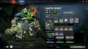 Strength of the Demon Stone Set (Earth Spirit Set)