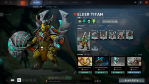 The World Splitter (Elder Titan Set)