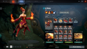Garments of the Charred Bloodline ( Lina Set )