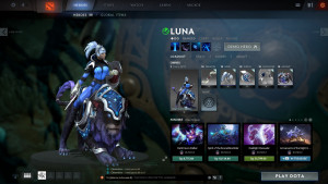 Azure Constellation (Luna Set)