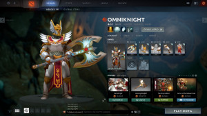 Wings of Paladin (Omniknight Set)