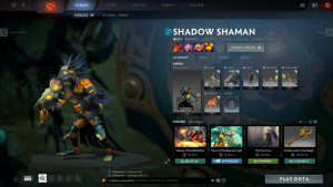 The True Crow (Shadow Shaman Set)