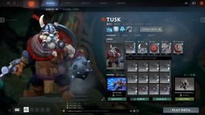 Frostiron Raider (Tusk Set)