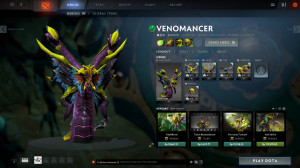 Acid Hydra (Venomancer Set)