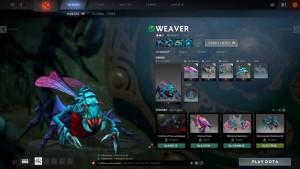 Armored Exoskeleton (Weaver Set)