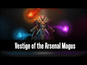 Vestige of the Arsenal Magus (Invoker Set)