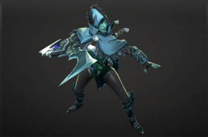 Penumbral Vesture (Phantom Assassin Set) + Loading