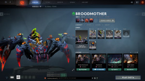 Webs of Perception (Broodmother Set)