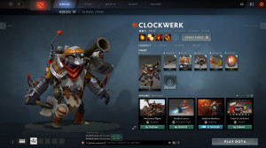 Warcog (Clockwerk Set)