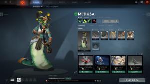 Forsaken Beauty (Medusa Set)