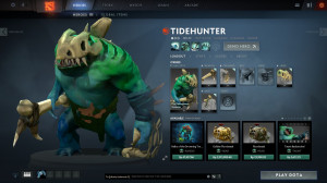 The Paleogeneous Punisher Set (Tidehunter​ Set)