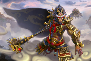 Havoc of Dragon Palace (Monkey King Set)