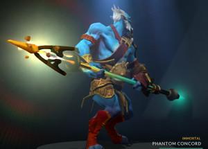 Phantom Concord (Immortal Phantom Lancer)