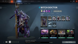 The Stormcrow's Spirit (Witch Doctor Set)