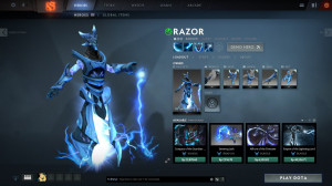 The Twisted Arc (Razor Set)