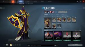 The Hidden Talent (Silencer Set)