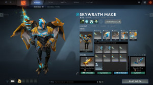 Arms of Retribution (Skywrath Mage)