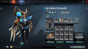 Divine Ascension (Skywrath Mage Set)