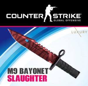 M9 Bayonet   Slaughter