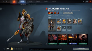 Fire-Blessed Mail of the Drake (Dragon Knight Set)