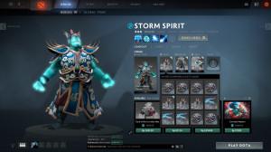 Heavenly General (Storm Spirit Set)