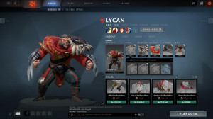 Form of the Great Grey (Lycan Set)