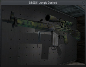 G3SG1 | Jungle Dashed